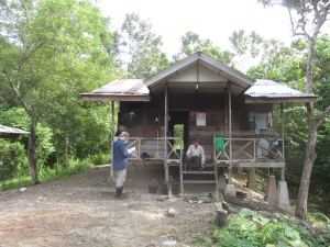 The Sikundur field station